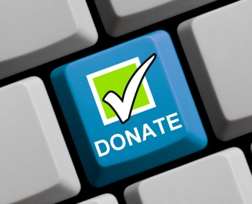 Tips on how to create a charity website